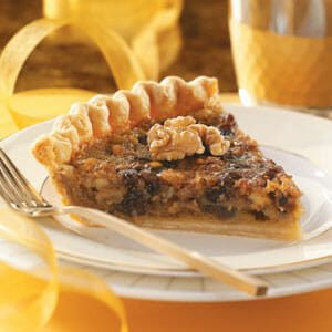 Mincemeat Walnut Pie