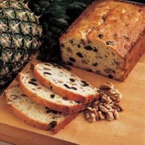 Walnut-Raisin Bread