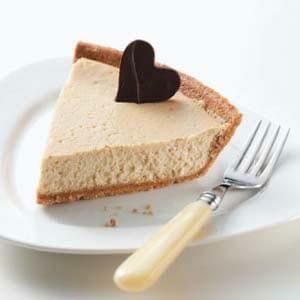 Cappuccino Cheesecake Pie
