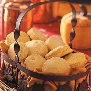 Sweet Potato Biscuits