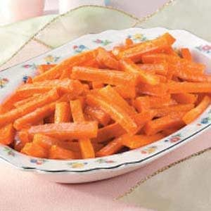 Sweet Candied Carrots Recipe Taste Of Home