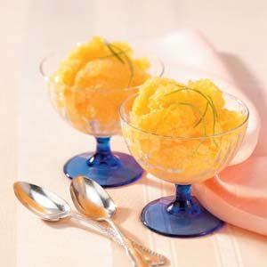 Apricot Lemon Ice