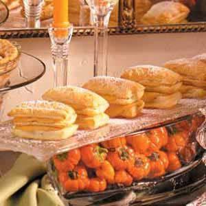 Pumpkin Napoleons