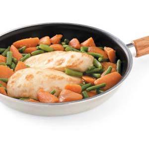 Skillet Chicken 'n' Veggies