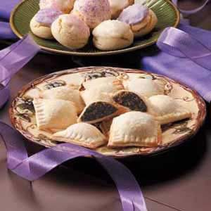 Sicilian Fig Pastries
