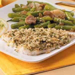 Herb Fish Fillets