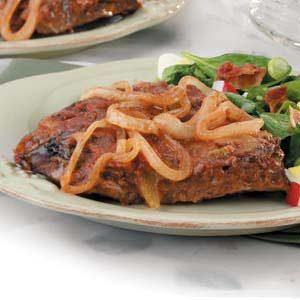Easy Slow-Cooked Swiss Steak