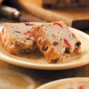 Chocolate Chip Cherry Bread