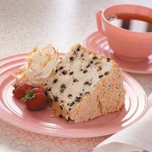 Chippy Macaroon Angel Cake