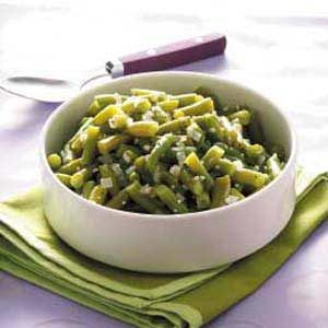 Butter Garlic Beans
