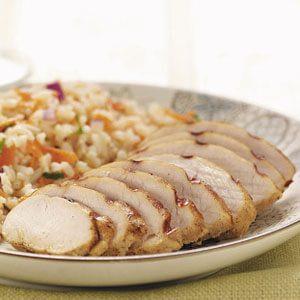 Grilled Jerk Turkey