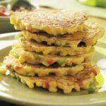 Calico Corn Cakes