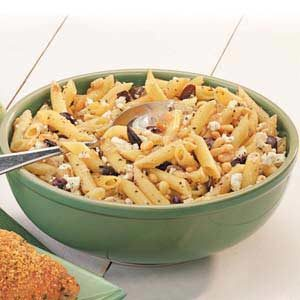 Penne with Caramelized Onions