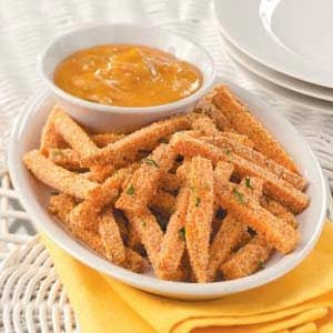 Contest-Winning Sweet Potato Fries