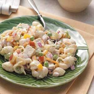 Confetti Pea Salad