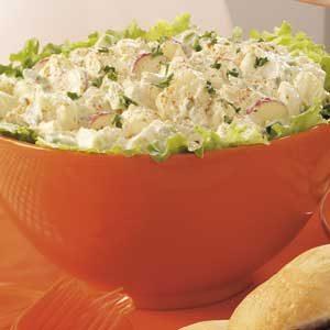 Contest-Winning Grandma's Potato Salad