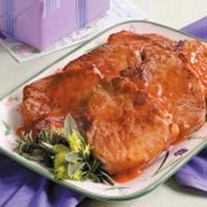 Pennsylvania Dutch Pork Chops