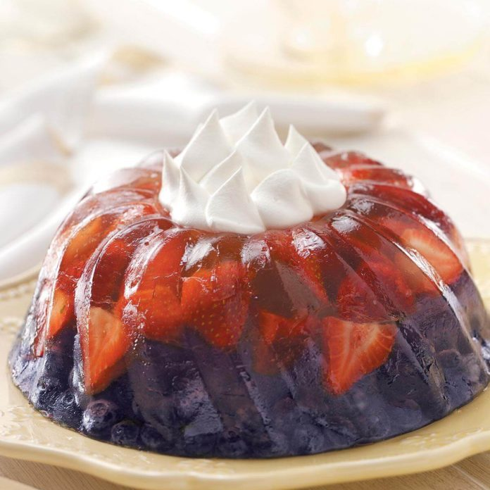 Red-White-and-Blue Berry Delight