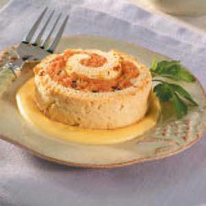 Biscuit Ham Spirals