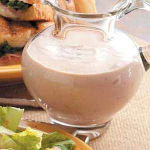 Tangy Thousand Island Dressing