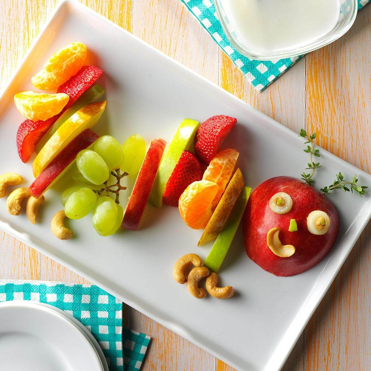 20 Fun, Healthy Snacks for Kids