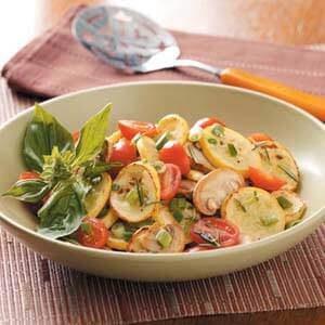 Italian Veggie Skillet