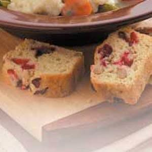 Tart Cranberry Orange Bread