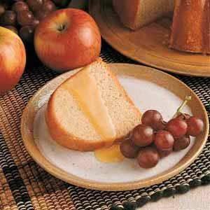 Apple Cider Pound Cake
