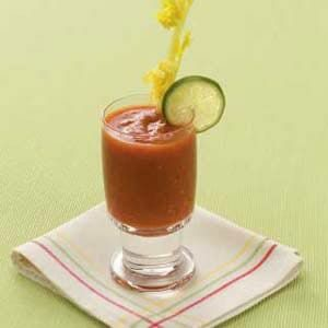 Flavorful Tomato Juice