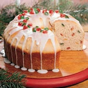 Christmas Bread.Christmas Bread
