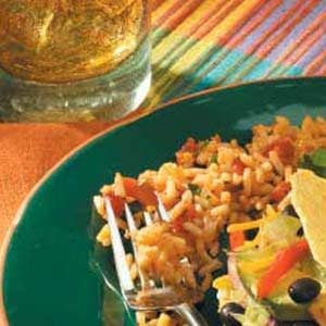 Spanish Rice with Cilantro