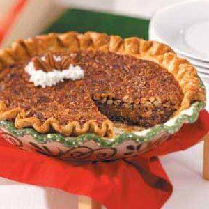 Kentucky Chocolate Pecan Pie