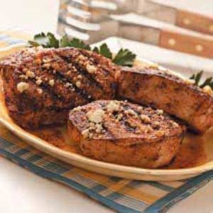 Chipotle-Teriyaki Pork Chops