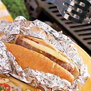 Tailgate Sausages