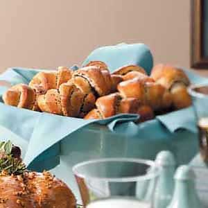 Poppy Seed Crescents
