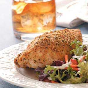 Parmesan Crust Chicken