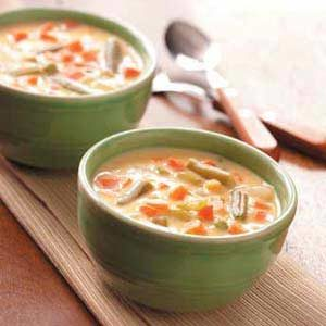 Cheese Potato Soup