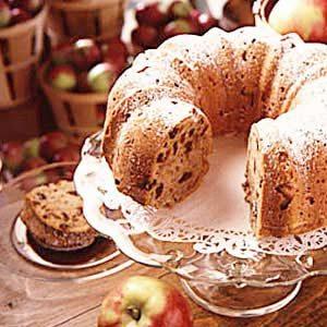 Olivia's Applesauce Cake