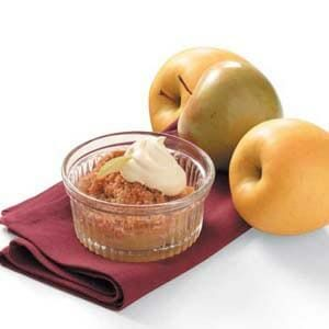 Individual Apple Crisps