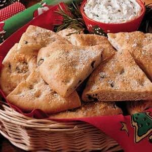 Rosemary Olive Focaccia