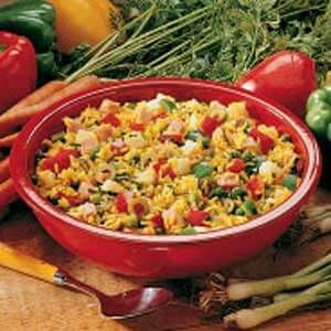Hearty Rice Salad