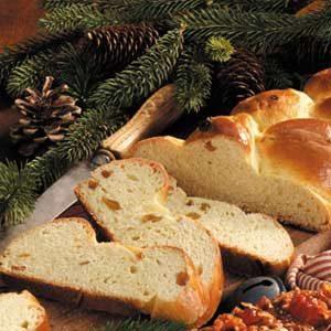 Czech Christmas Bread