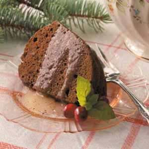 Steamed Chocolate Pudding