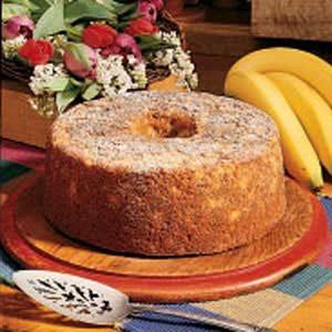 Banana Nut Cake