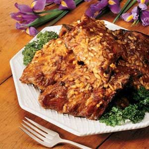 Zesty Pork Ribs