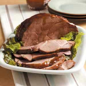 Contest-Winning Teriyaki Pork Roast