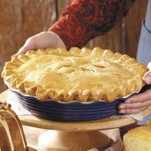 Triple-Apple Pie