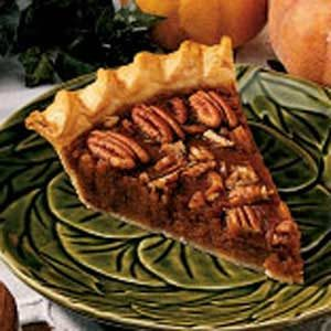 Pumpkin and Pecan Pie