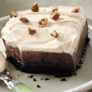 Chocolate Cream Delight