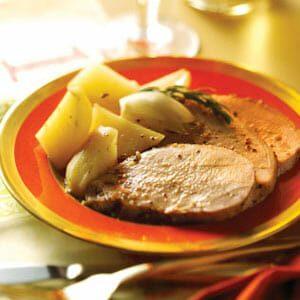 German Pork Roast